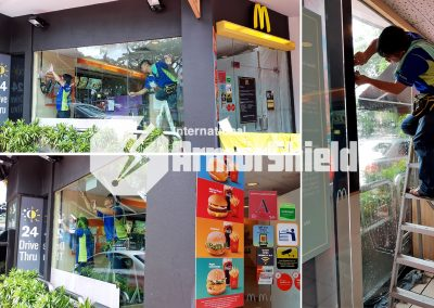 Restaurant McDonalds